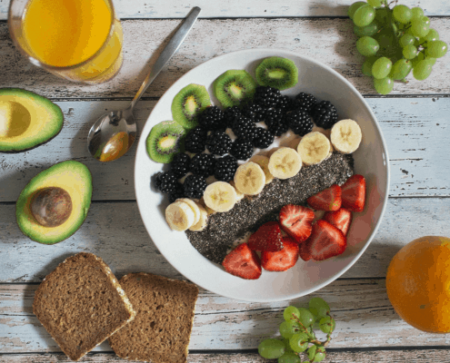 How to Eat Your Way to Greater Energy