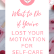 motivation self care pi 80x80 - What to Do If You've Lost the Motivation for Self-Care